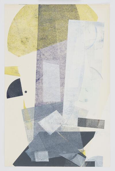 Austin Thomas, 'Yellow, White Throughout the Gray', 2020