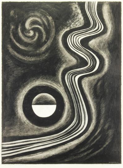 Emil Bisttram, 'Stream Into Eternity', 1952
