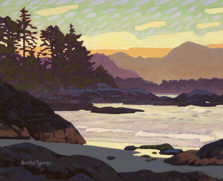 Clayton Anderson, 'West Coast Sunset '