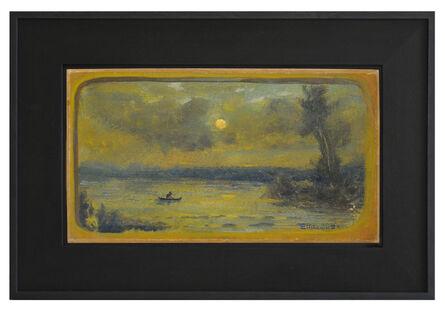 Louis Michel Eilshemius, 'On the Lake', 1913-1918