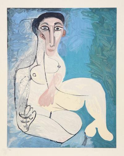 Pablo Picasso, 'Femme Nue Assise dans l'Herbe, 1961', 1979-1982