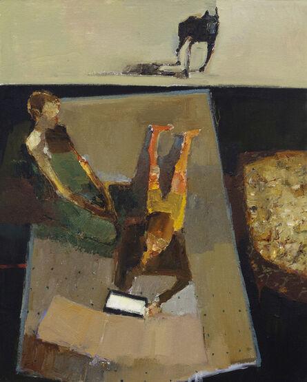 Danny McCaw, 'Activities', 2106