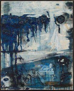 Koichiro Wakamatsu 若松 光一郎, 'Blue - A (Ao - A)', 1962