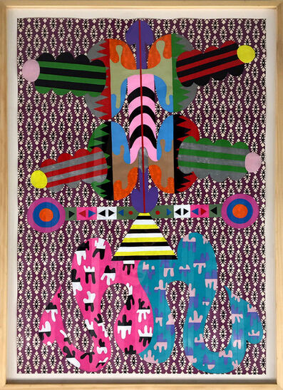 assume vivid astro focus, 'Pleasure Vessel (Octopus Machine)', 2016