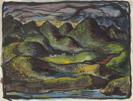 Richard Diebenkorn, 'Untitled', 1945