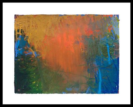 Brian Rutenberg, 'Looming Pine 6', 2018