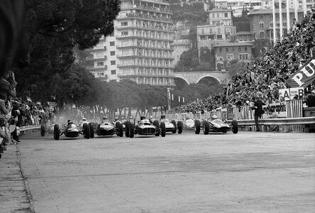 Jesse Alexander, 'Grand Prix of Monaco Start', 1962