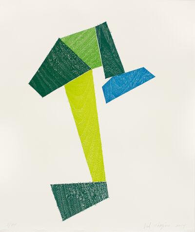 Joel Shapiro, 'For Studio', 2014
