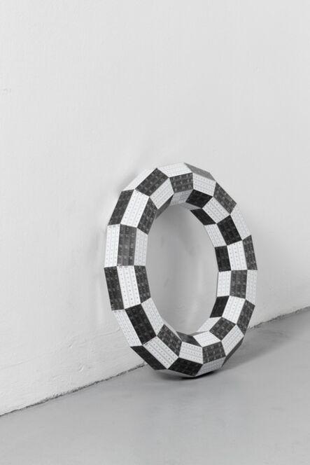Roman Pfeffer, 'Mazzocchio measured', 2013