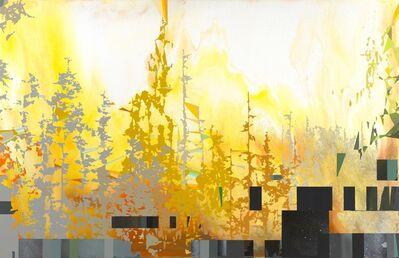 William Swanson, 'Sunburst Radiant', 2014