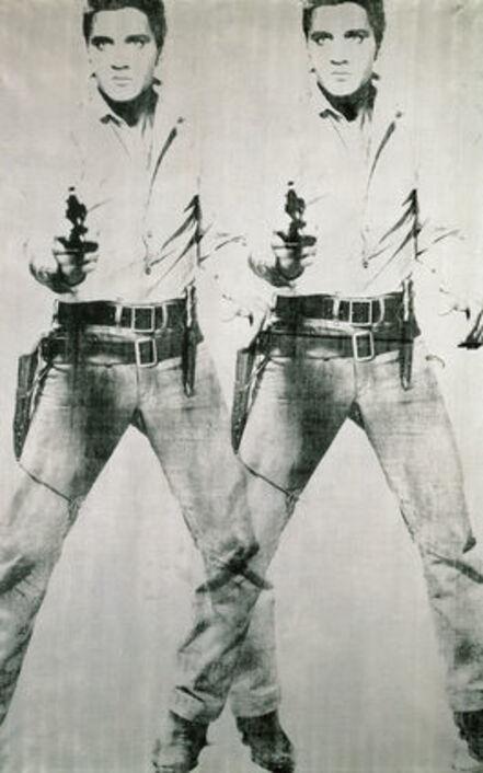 Andy Warhol, 'Double Elvis (Elvis Presley by Andy Warhol)', 1963