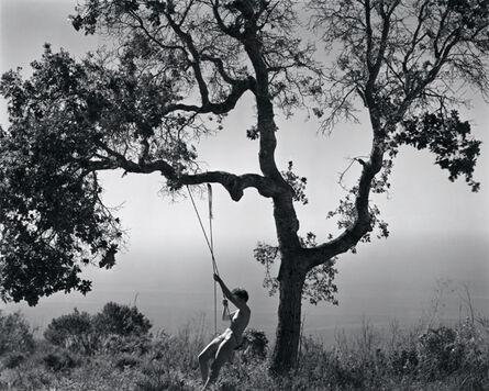 Edward Weston, 'Winter Idyll (Charis)', 1945