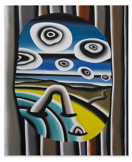 Andreas Schulze (b. 1955), 'Untitled (Sicilian beach 2)', 2015