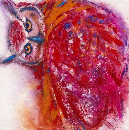 """Sun Lin 林順雄, 'Owl """"III""""', 2019"""