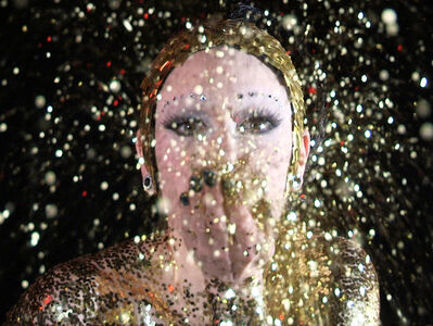 "Trine Lise Nedreaas, '""Golden shower"" (Portrait of a Narcissist)', 2015"
