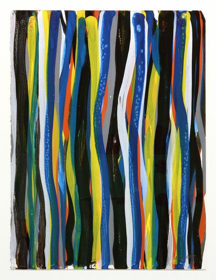 Sol LeWitt, 'Brushstrokes', 1995