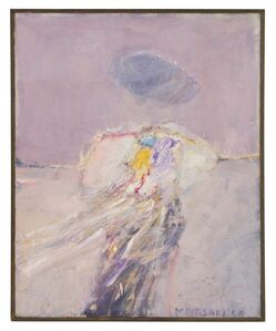George Miyasaki, 'Shoreline #2', 1961