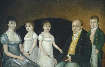 Johsua Johnson, 'Family Group', ca. 1800