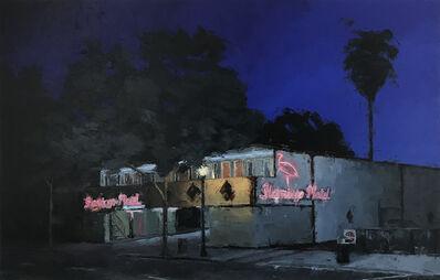 Heather Capen, 'Flamingo Hotel'