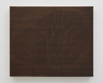 Benjamin Butler, 'Brown (Landscape) ', 2018