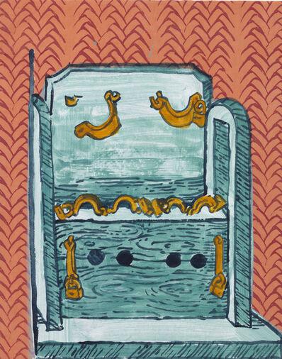 Sigrid Holmwood, 'Instrument of torture: chair ', 2017