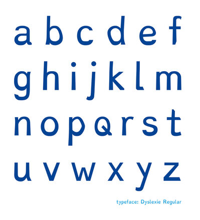 Christian Boer, 'Dyslexie'