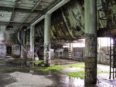 Howard Traivers, 'Desolation 4', 2005-2013