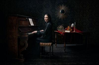 Dominique Agius, 'Pianiste', 2017