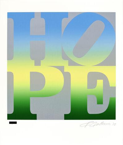 Robert Indiana, 'Seasons of Hope (Summer)', 2012