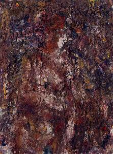 "Eugène Leroy, '""Été 96""', 1996"