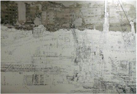 Eveline Boulva, 'Prospections...De l'ailleurs au meme', 2012