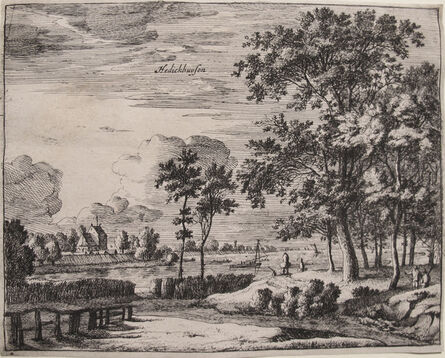 Roeland Roughman, 'Hedickhuyfen', Early 1600s