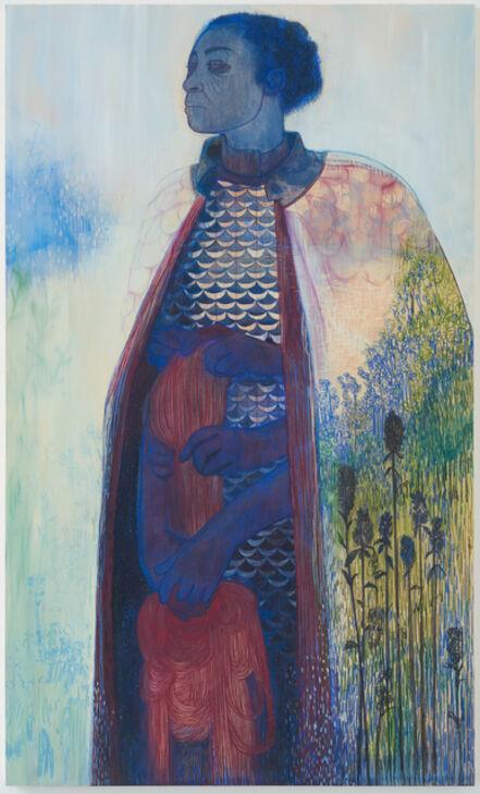 Pamela Phatsimo Sunstrum, 'The Knitter', 2020
