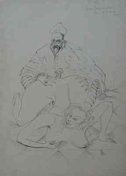 Carlos Enriquez, 'Soneto X', ca. 1930