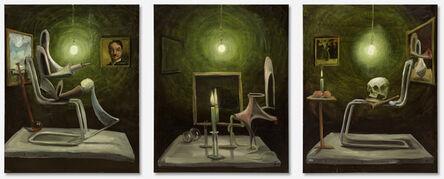 Anton Henning, 'Vanitas Vanitatum Nr. 2', 2015
