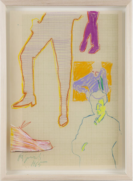 Umberto Bignardi, 'Untitled', 1965