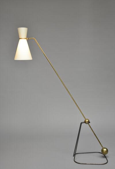 Pierre Guariche, 'Floor lamp G2', 1950