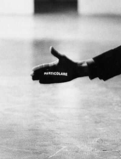 Giovanni Anselmo, 'Particolare', 1998
