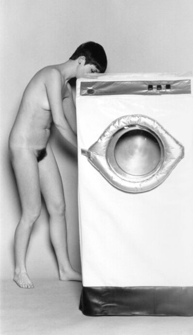Helen Chadwick, 'In the Kitchen (Washing Machine)', 1977-printed 2018