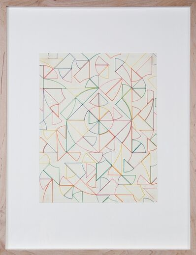Eduardo Terrazas, 'Possibilities of a Structure: Cosmos 1.1.162b', 1974