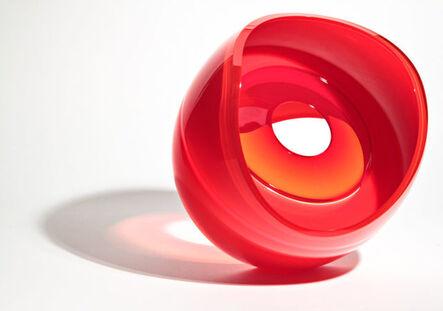 John Kiley, 'RED HALO', 2020