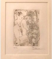 Pablo Picasso, 'Series 347', 1968