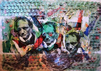 Belka & Strelka, 'Svetlana Pesetskaya. Where flowers of evil are. Cool Peppers series', 2013