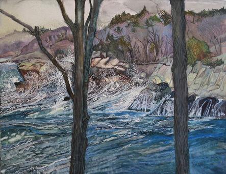 Julia von Metzsch Ramos, 'Waves Crashing on Sharksmouth', 2015