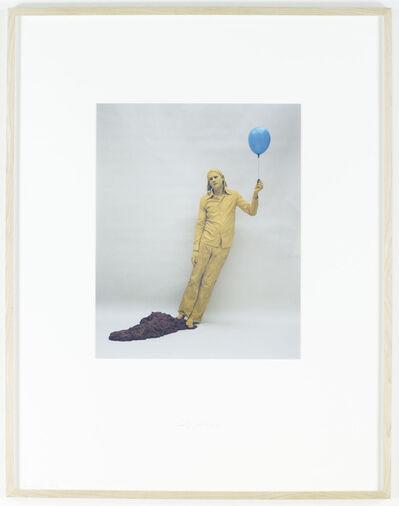 Sigurdur Gudmundsson, 'Self-portrait', 1978