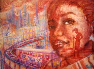 LADY PINK, 'Lady Heart '