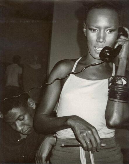 Andy Warhol, 'Grace Jones', ca. 1982
