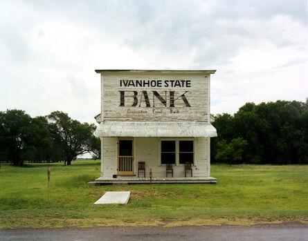 Peter Brown, 'North Texas: Ivanhoe State Bank, Lipscomb', 2010
