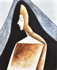 Karo Alexanian, 'Personnage spirituel', 2020