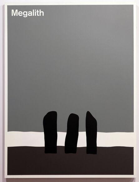 Julian Montague, 'Megalith', 2015